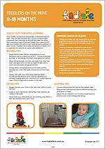 9-18 Months Fact Sheets