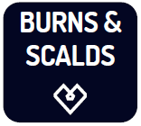 burns & scalds