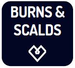 burns & scalds