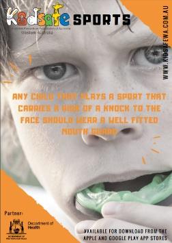 Mouthguard Poster