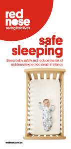 Red Nose – Safe Sleeping Brochure