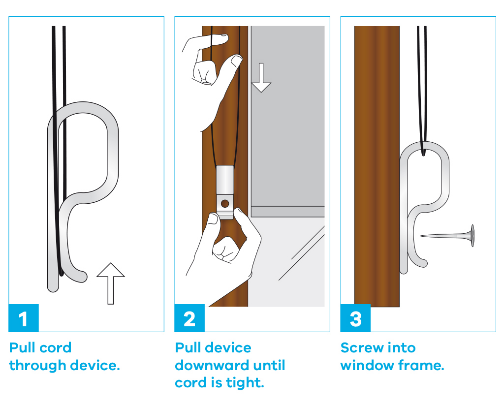 curtain and blind cords safe