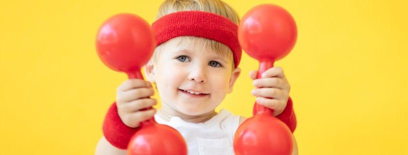 Gym Equipment Child Injury